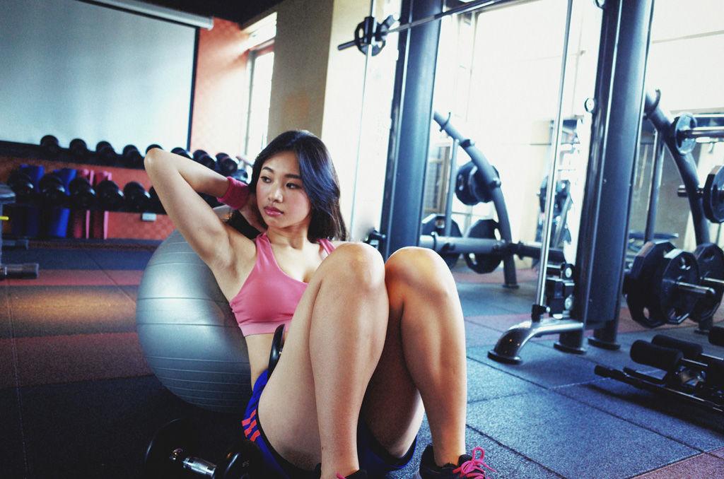 マッチョほどではない筋肉質の美女の画像☆11 [無断転載禁止]©2ch.net YouTube動画>8本 ->画像>1206枚