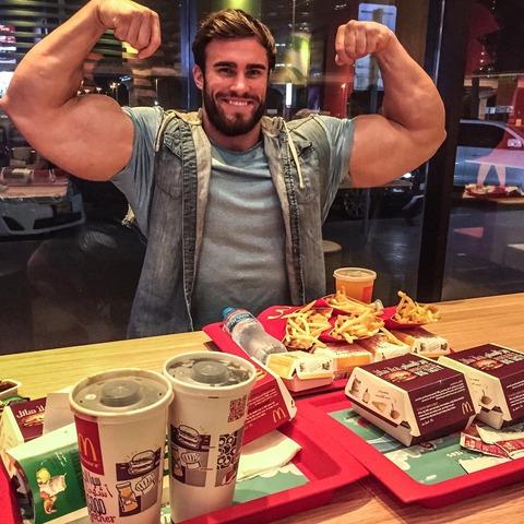 Calum-Von-Moger-Diet-McDonalds