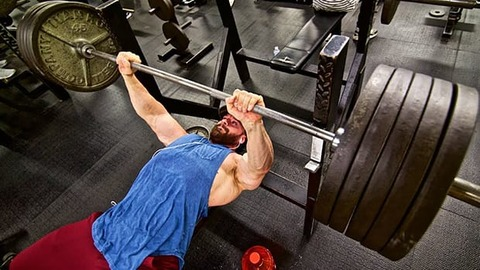 The-Descending-Set-Bench-Press-Workout