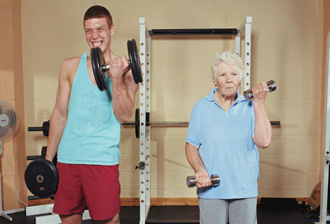 getty_rf_photo_of_younger_man_and_older_woman_in_gym