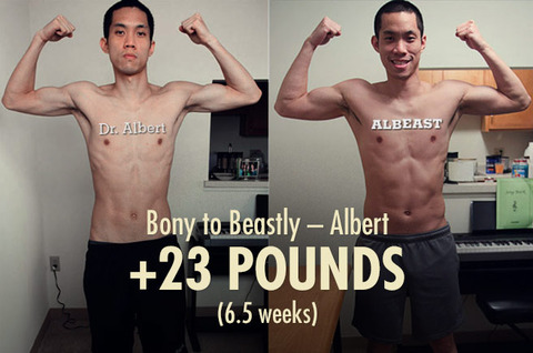 Albert-Bony-to-Beastly-how-to-build-muscle-for-skinny-guys
