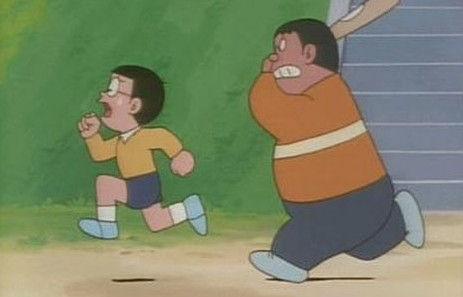 nobita-gian