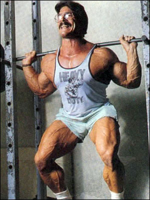 mike-mentzer-barbell-squat