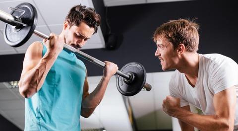 Beginner-Weightlifter