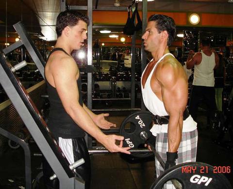 Gym-buddy