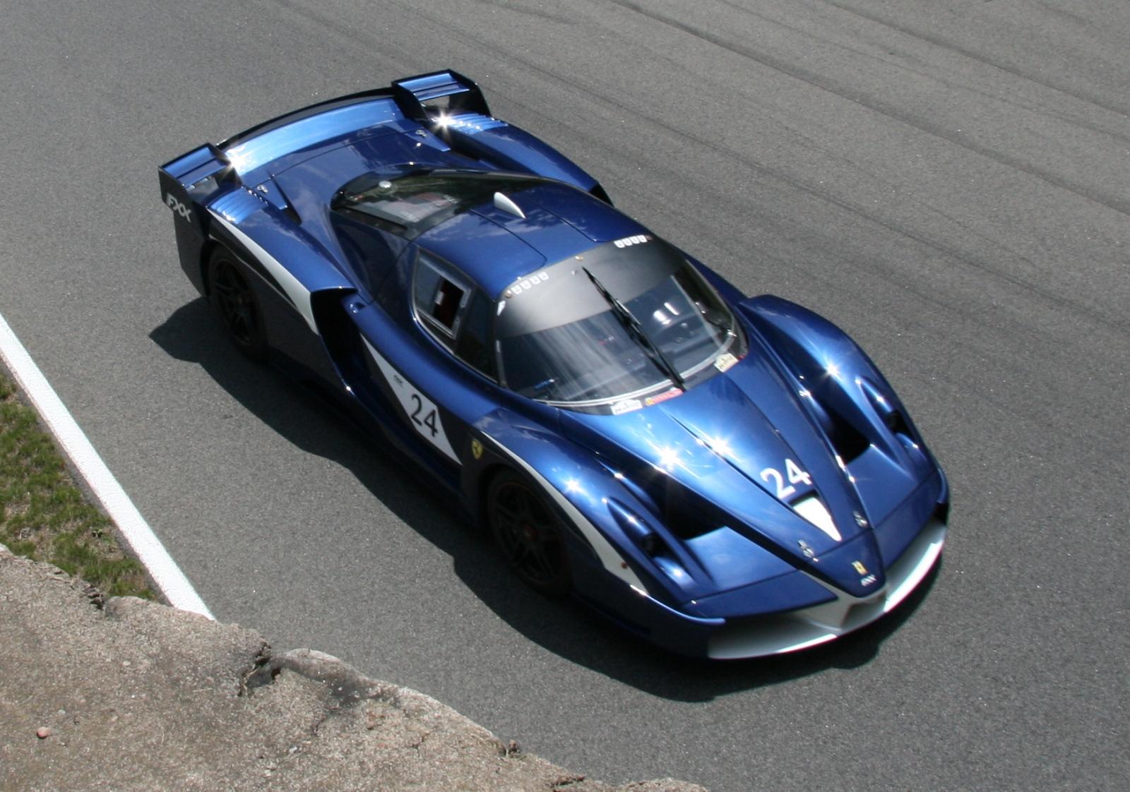 Ferrari Fxx Evoluzione Enzo Fxx Fxx Evoluzione | DiyMid.com