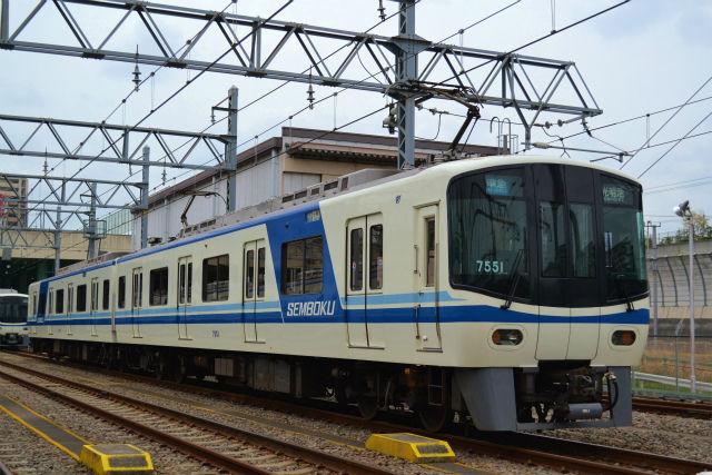 MY RAILWAY FHOTO ALBAM : 泉北...