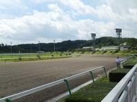 盛岡 レースコース概要1コーナー