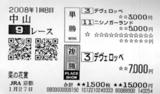 タナカさん中山9R