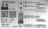 タナカさん京都11R
