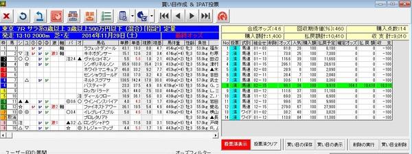バケモン_20141129東京7R