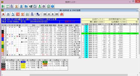 20140803小倉8R