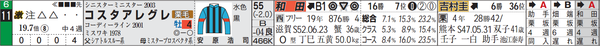 阪神9R11番