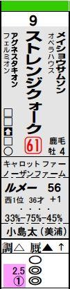 中山9Rストレンジクォーク