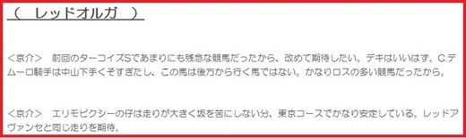 190203東京新聞杯穴推奨