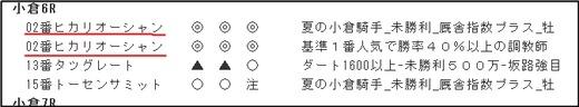 データ_0826日小倉6R