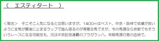 180217京都牝馬S穴推奨