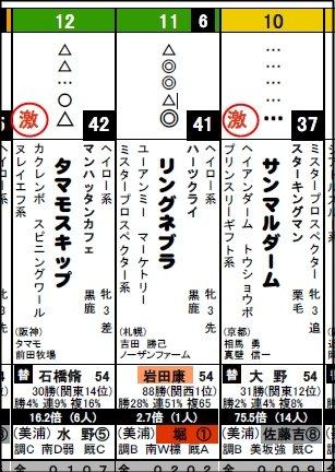 データb_0826日新潟4R