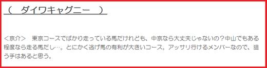 200315金鯱賞穴推奨