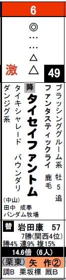 データ_0203東京12Rタイセイファントム