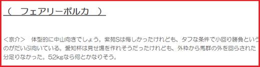 200314中山牝馬S穴推奨