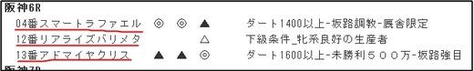 データ_0929土阪神6R