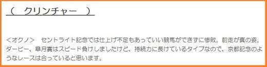 180211京都記念穴推奨