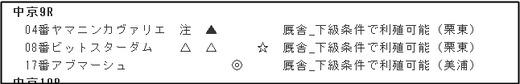 データ_1201土中京9R