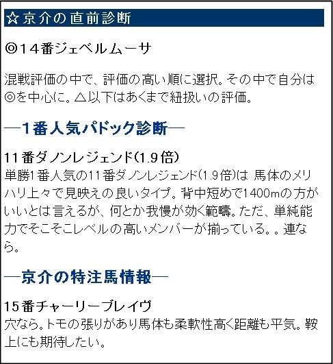 ガチンコ_0126京介東京6R