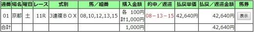 180505京都11R的中