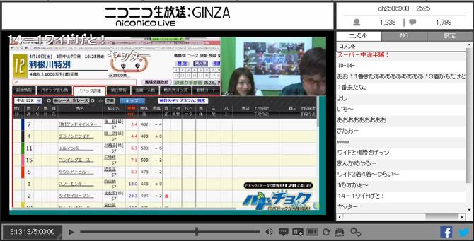 0419阪神最終・放送画面