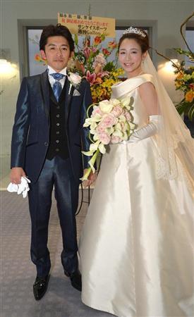 福永祐一結婚式