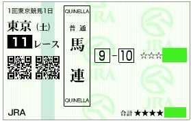 東京新聞杯2