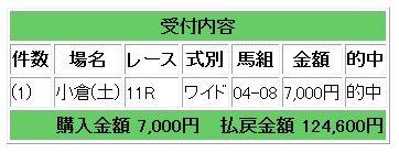 小倉11ワイド