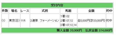天皇賞秋2010
