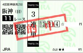 0908セントウルS3連単1点目
