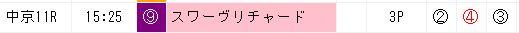 ジャッジメント活用0311金鯱賞