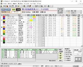 福島牝馬結果