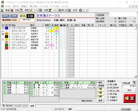 日本海S結果