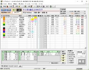 東京12R結果