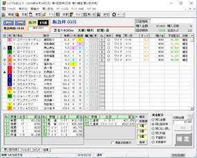 阪急杯結果2