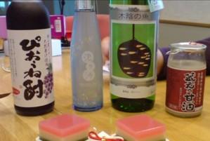 桃の節句地酒