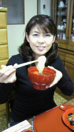 20120101お雑煮