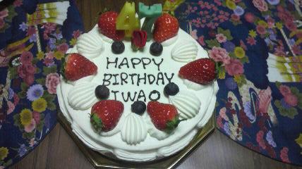 20120101ケーキ