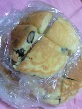 黒豆ホットケーキ