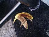 バナナの皮2