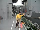 海上自衛隊�