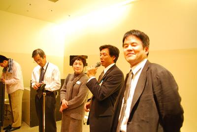 ポータルサイトサミットin静岡 2次会京丹後挨拶