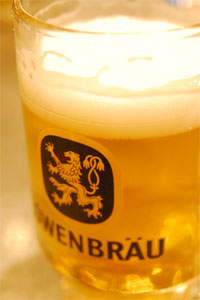 ポータルサイトサミットin静岡 2次会のビール