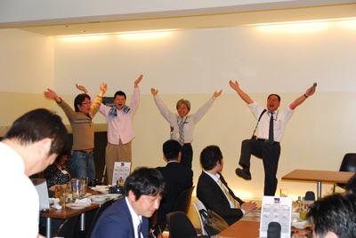 ポータルサイトサミットin静岡 2次会のYMCA